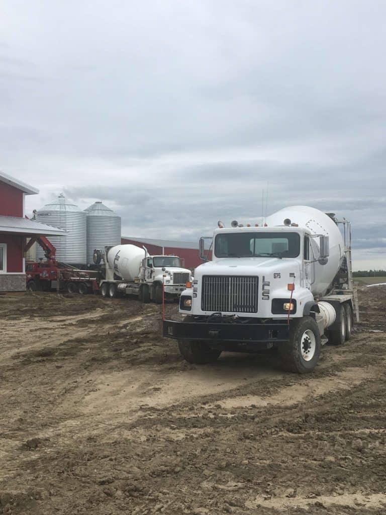 Ranch concrete Saskatoon
